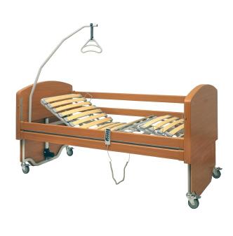 immagine di un letto elettrico